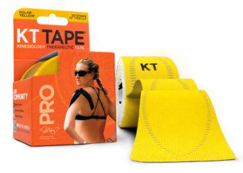 KT TAPE PRO Yellow
