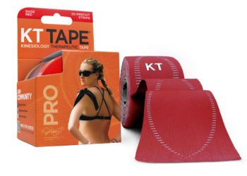 KT TAPE PRO Red